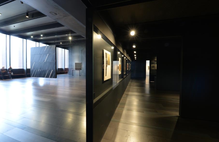 Vue du musée Soulages Rodez (5)