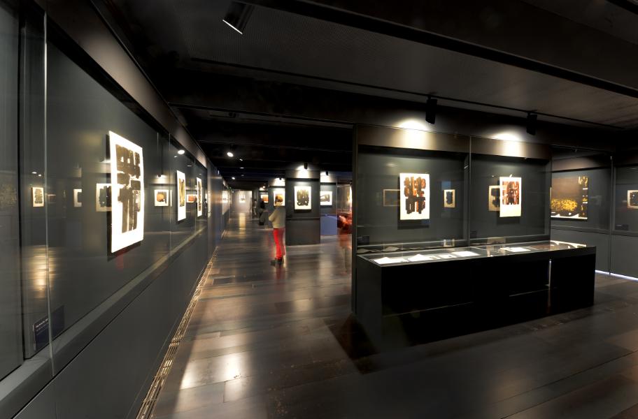 Vue du musée Soulages Rodez (6)