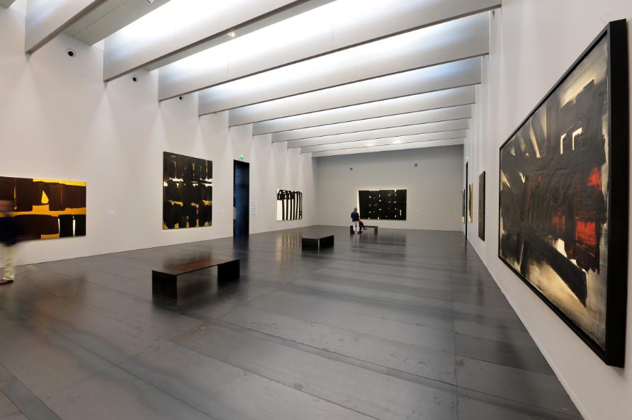 Vue du musée Soulages Rodez (9)