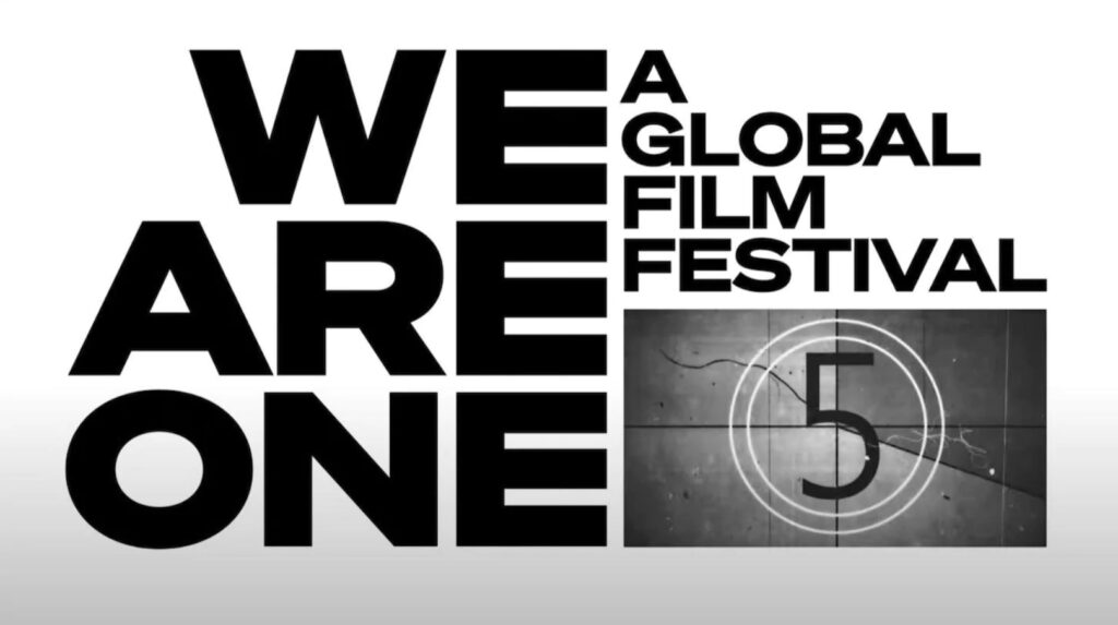 We are one : A global film festival