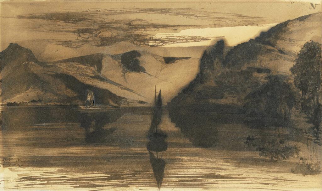 """Victor Hugo """"La Tour des rats"""""""