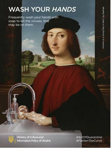 """""""Portrait de jeune homme"""", Raphaël"""