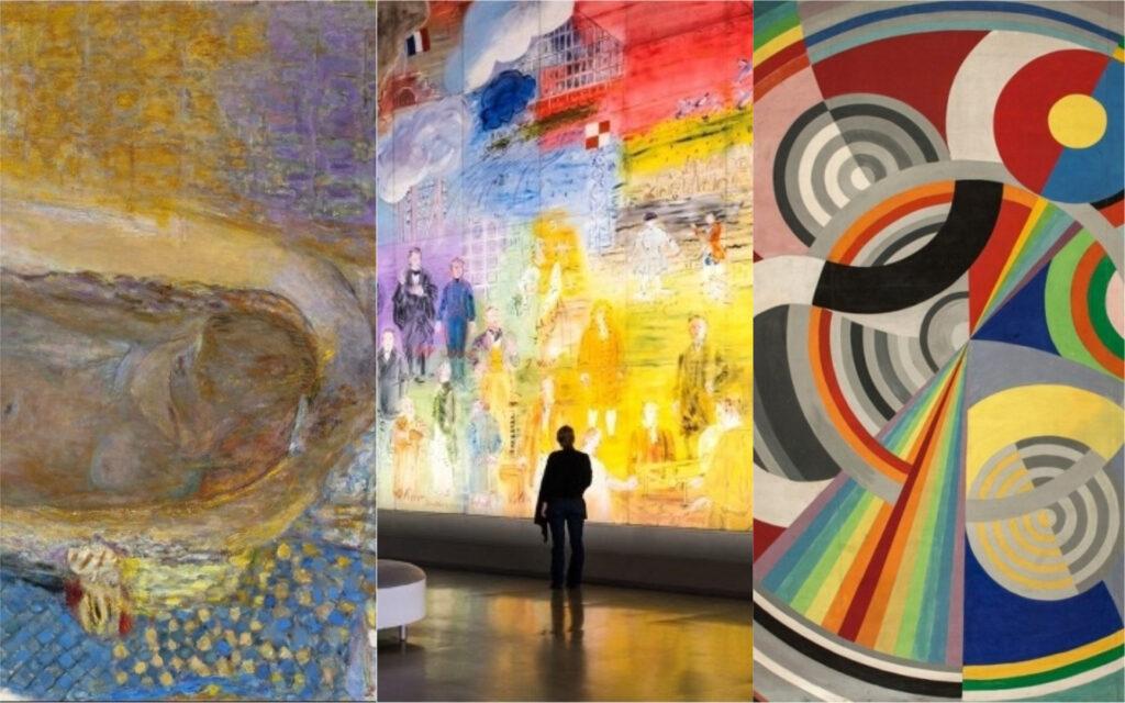 Chefs d'oeuvre du Musée d'art moderne de Paris