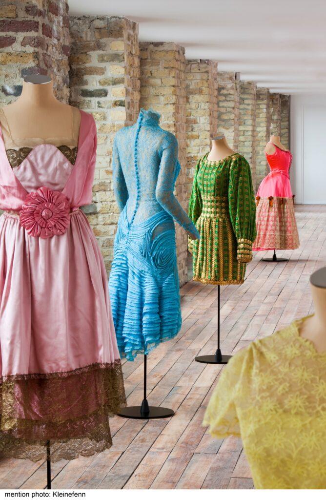 Collection permanente Cité de la dentelle et de la mode - Parcours collections permanentes