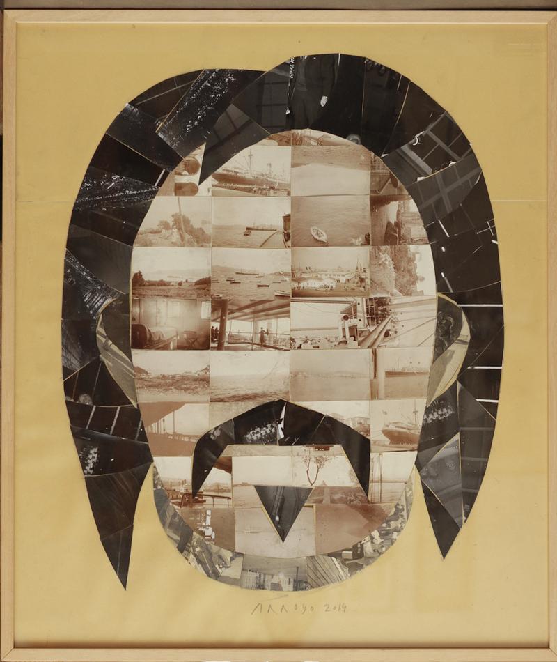 Portrait de Balzac - Eduardo Arroyo