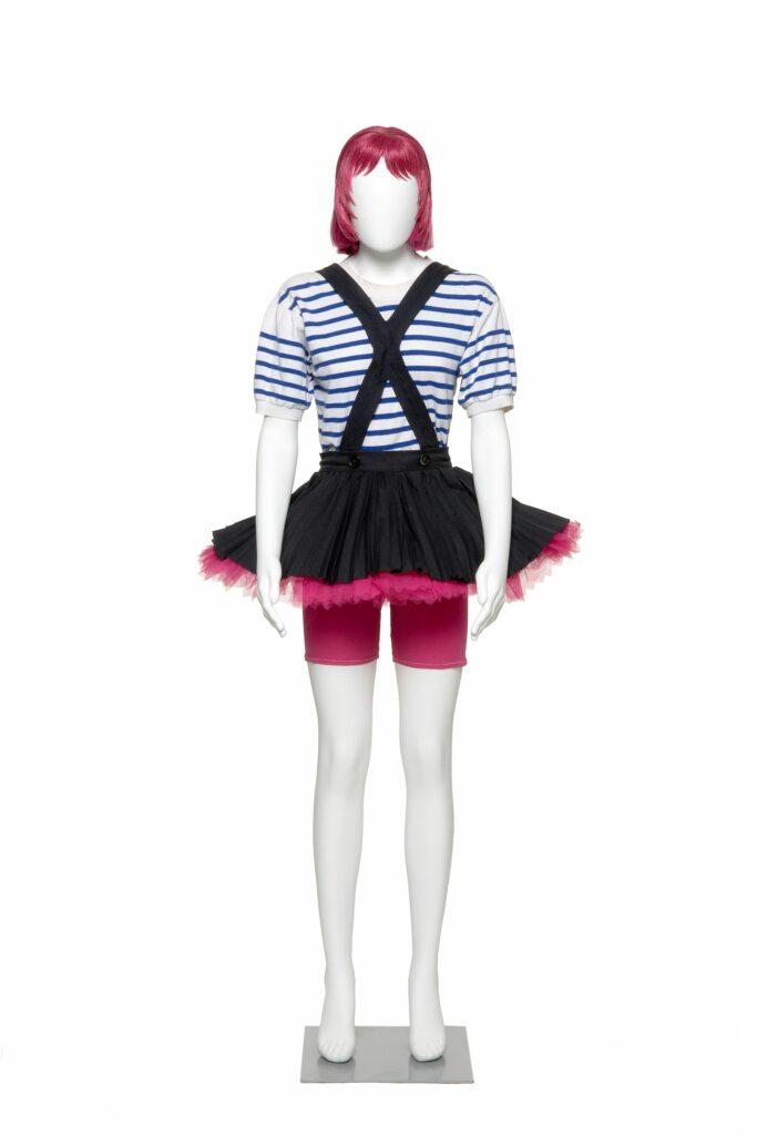 Costume de de Jean-Paul Gaultier pour Ana