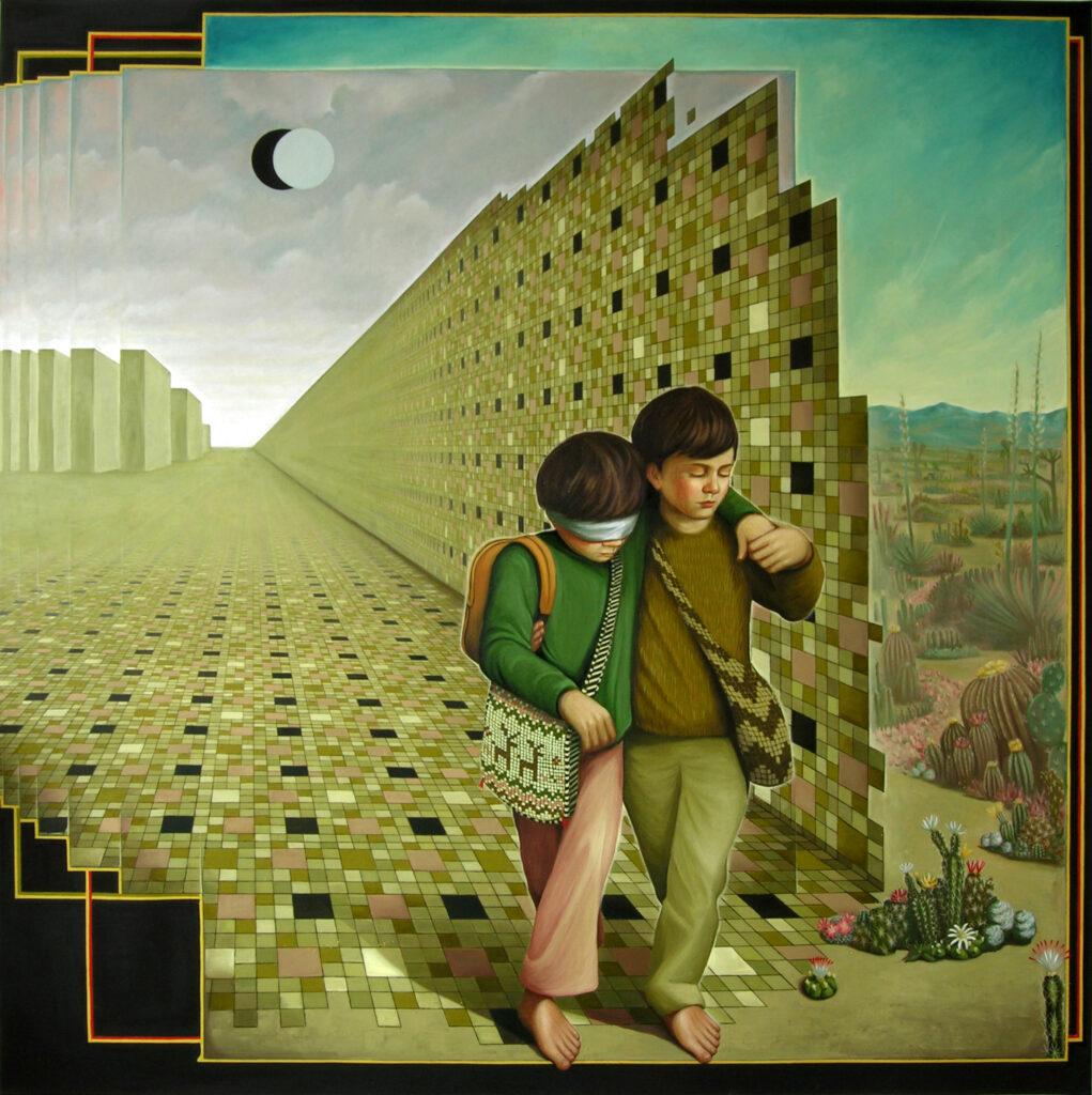 Edgardo Navarro, Dimension Middle Time