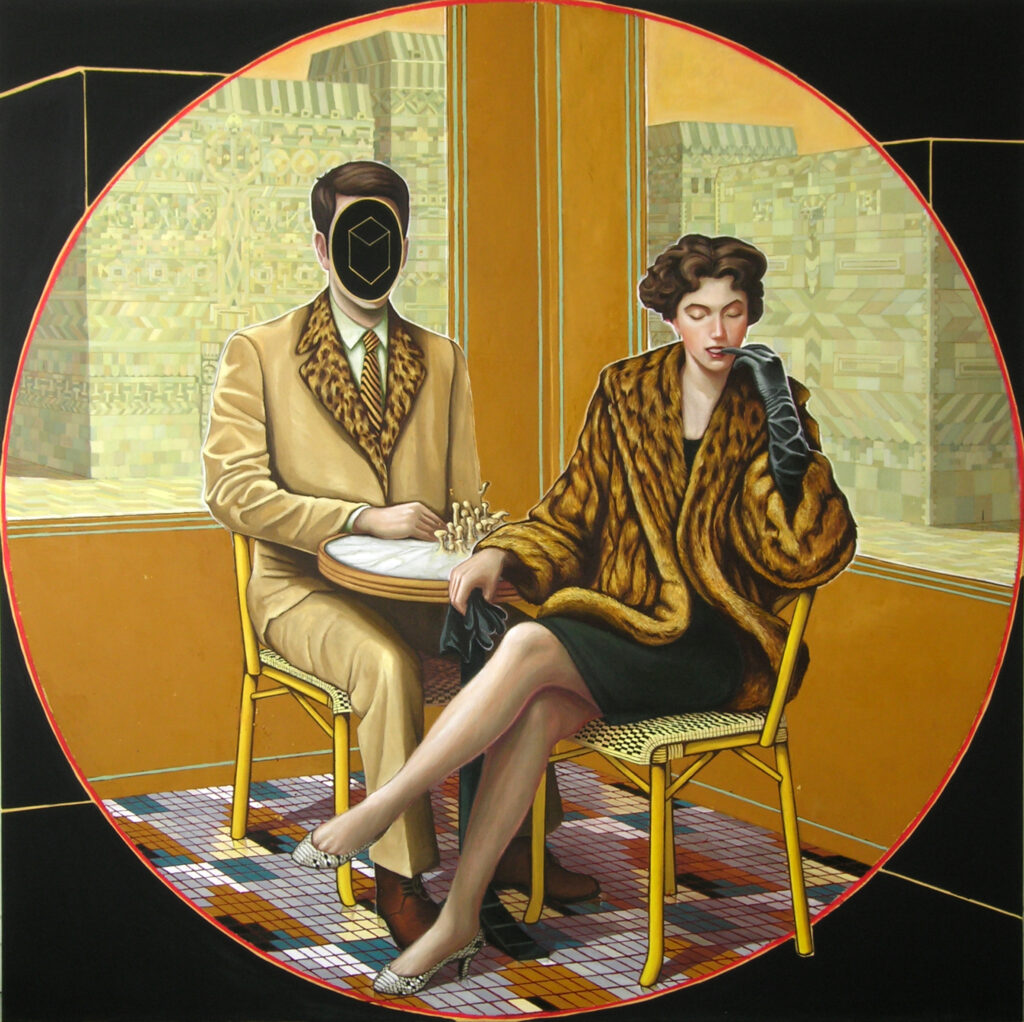 Edgardo Navarro, Interface