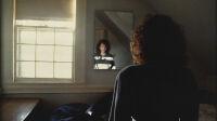 Exposition Je refléterai ce que tu es - Nan Goldin Self portrait in the Mirror, The Lodge, Belmont, 1988 - ©Donation Yvon Lambert à l'État français, Dépôt à la Collection Lambert, Avignon
