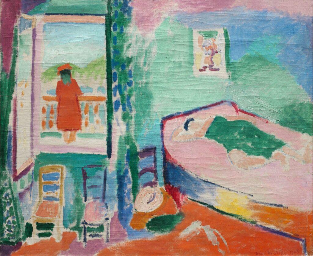 Matisse, La Sieste, 1905