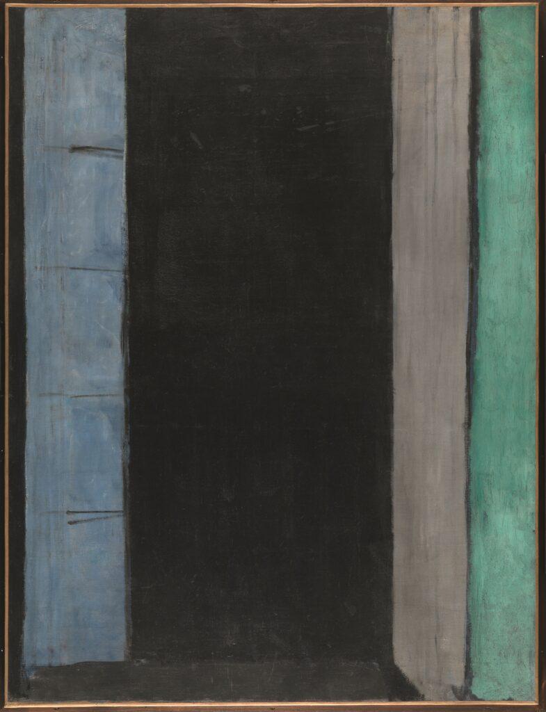 Matisse, Porte-fenêtre à Collioure, septembre-octobre 1914