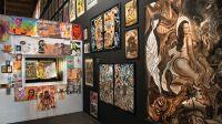Exposition Mondo dernier cri -Artistes mexicains . © Pierre Schwartz