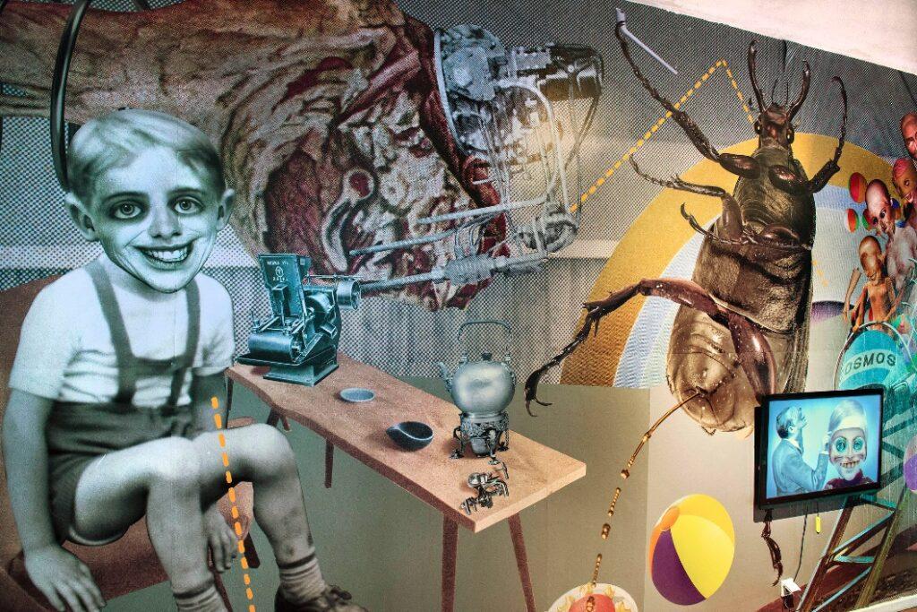 Exposition Mondo dernier cri - Colin Raff