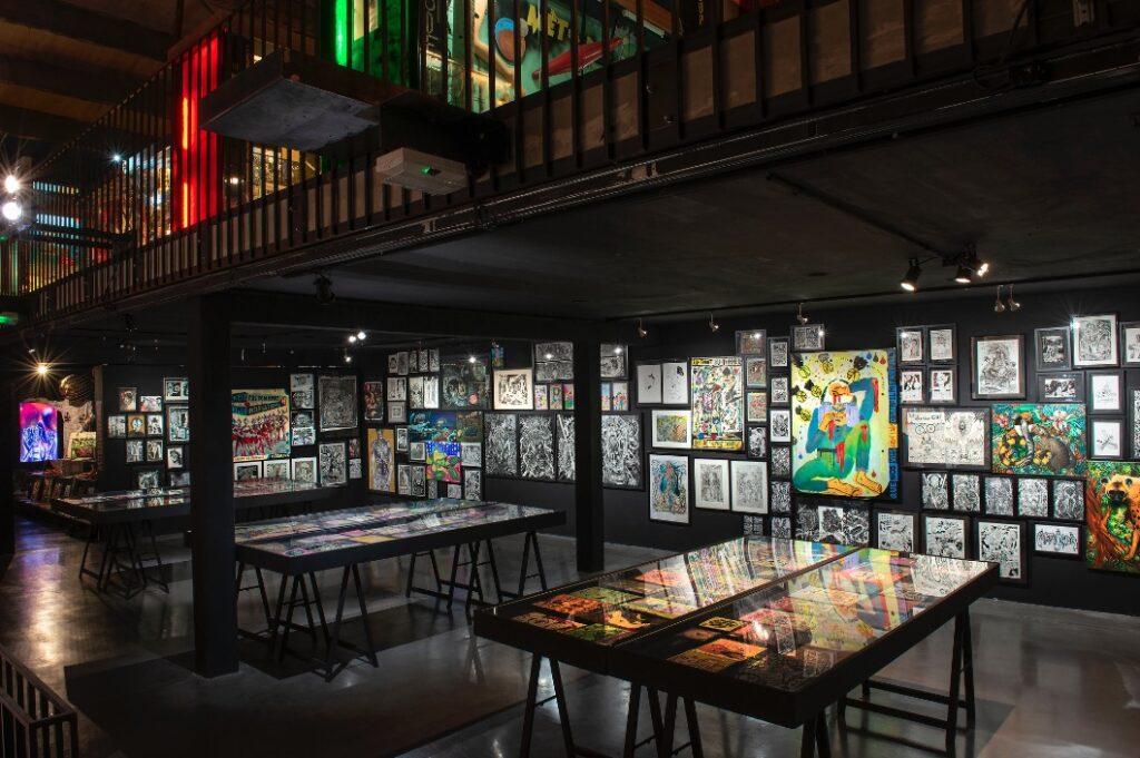 Exposition Mondo dernier cri - Le Dernier Cri - Oeuvres originales