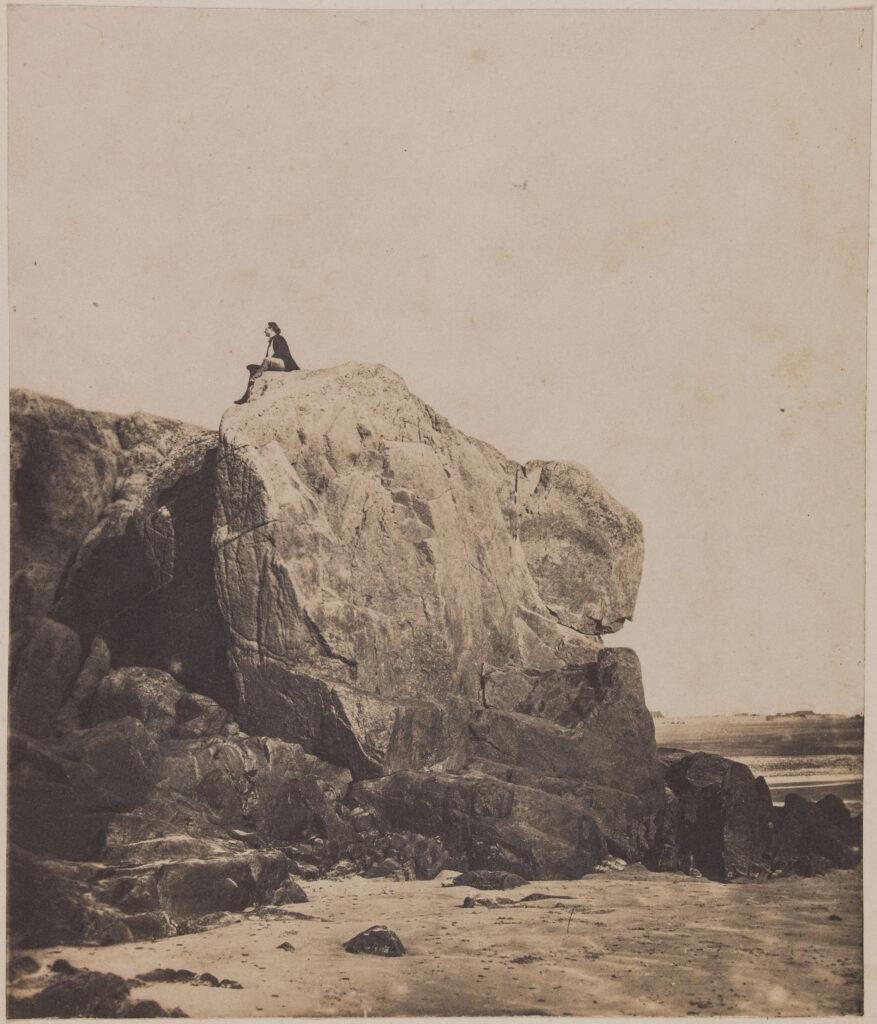 Charles Hugo, Le Rocher des Proscrits, 1853