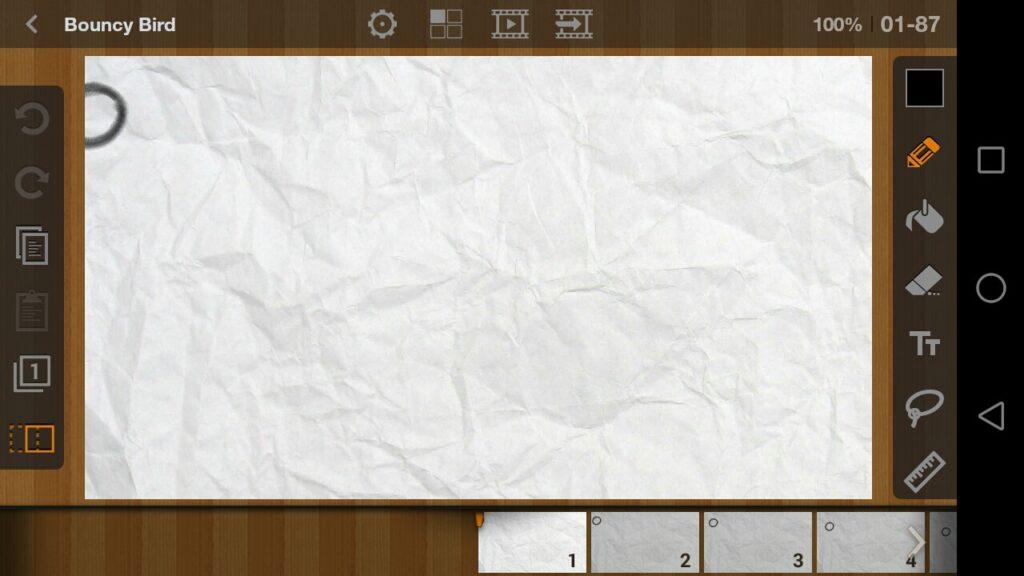 Application FlipaClip