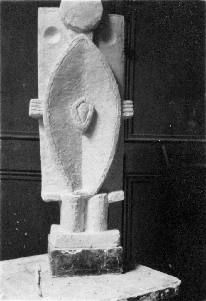 Alberto Giacometti, Composition (1926-27)
