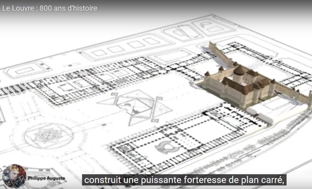 Forteresse du Louvre