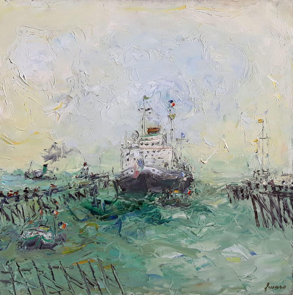 "Fusaro, ""Ferry-boat"""
