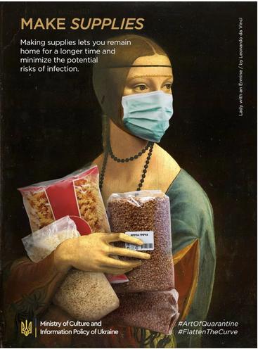 """""""La Dame à l'hermine"""", Léonard de Vinci"""