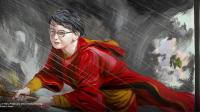 Jim Kay a réalisé les illustrations de Harry Potter dans les toutes nouvelles éditions de Bloomsbury.