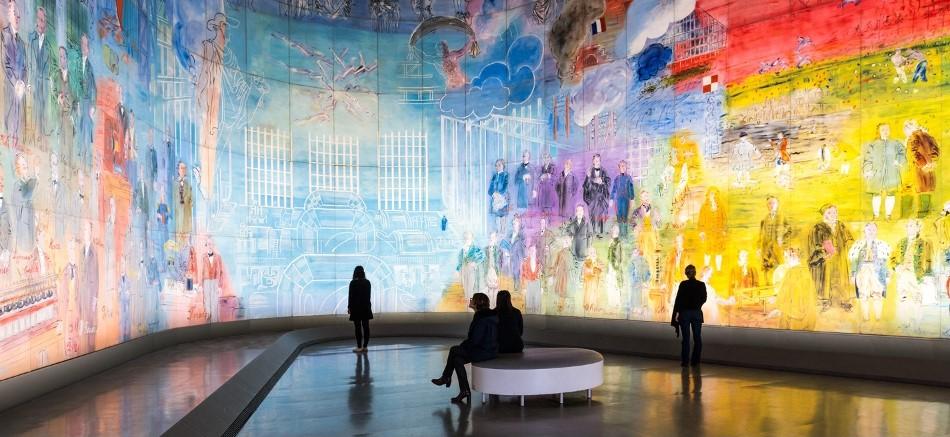 Raoul Dufy, La Fée Electricité