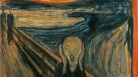Le Cri Edvard Munch couleurs
