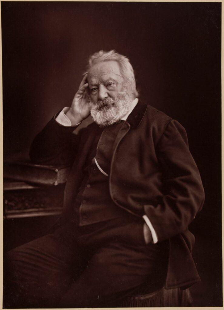 Nadar, Victor Hugo, 1878