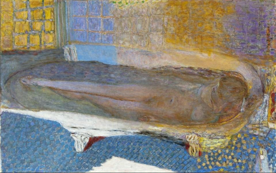 Pierre Bonnard, Nu dans le bain