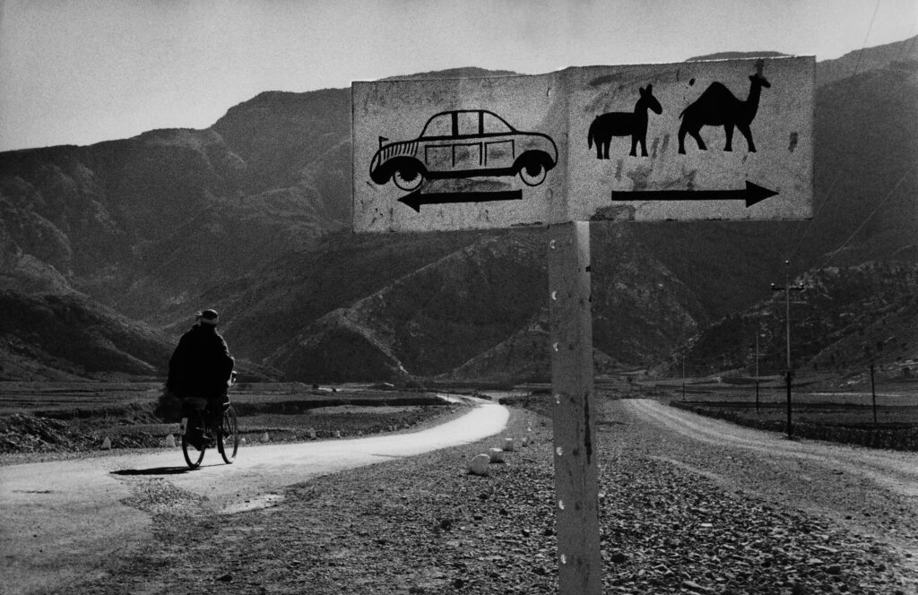 Marc Riboud, Passe de Khyber - Afghanistan 1956