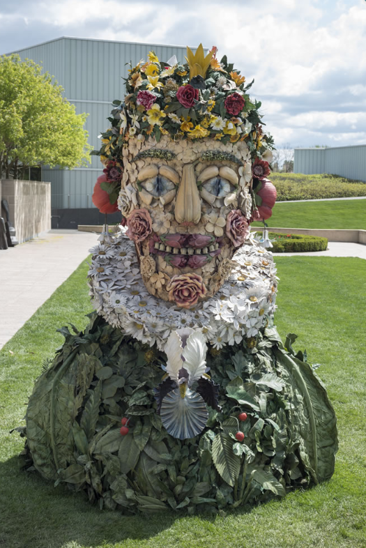 Philip Haas, Spring (after Arcimboldo)