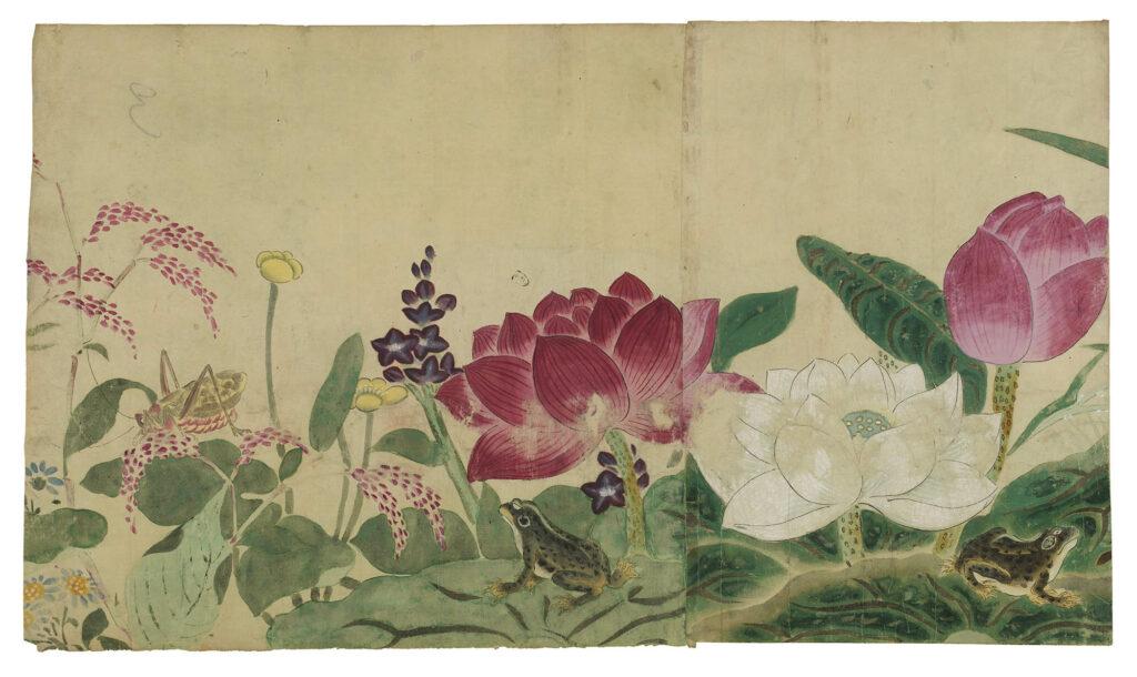 Anonyme japonais, {Plantes et animaux}, ère Meiji (1868-1912)