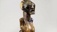 Statue nkishi musée quai Branly