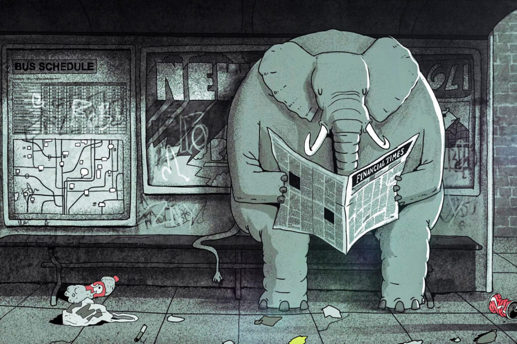 The Turning Point, réalisé par Steve CUTTS