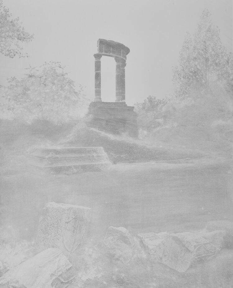 """Vittoria Gerardi """"Pompeii"""""""