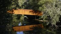 Venet Foundation - Le Pont-tube © Photo Serge Demailly, Courtesy Venet Foundation New York