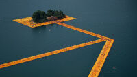 Christo et Jeanne-Claude, The Floating Piers (2)