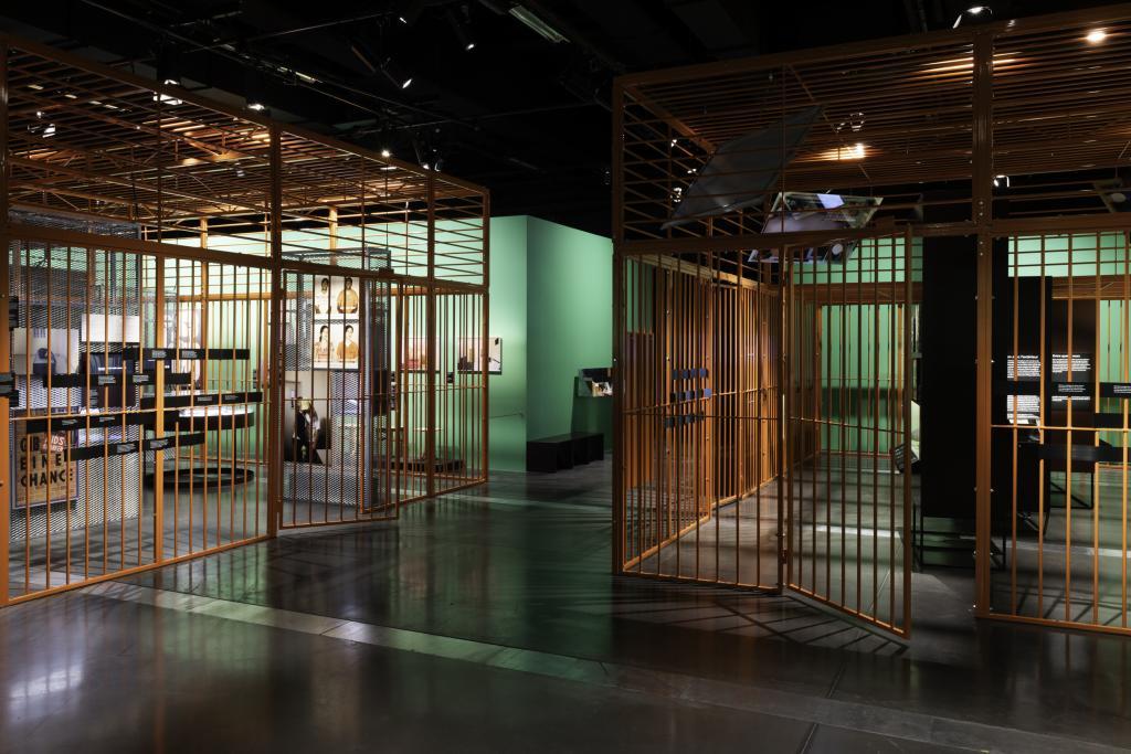 Exposition Prison au-delà des murs - Musée des confluences