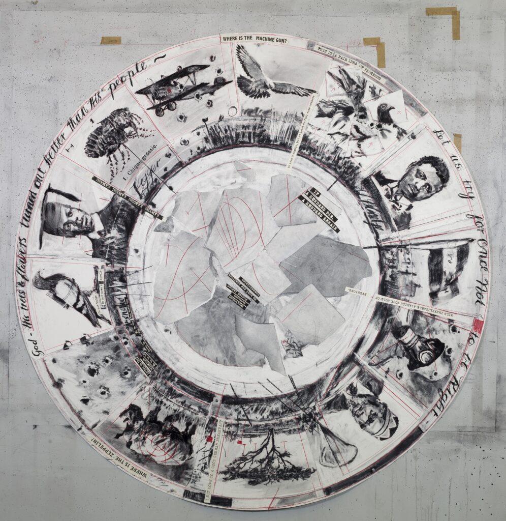 Exposition William Kentridge. Un poème qui n'est pas le nôtre - William Kentridge, Untitled