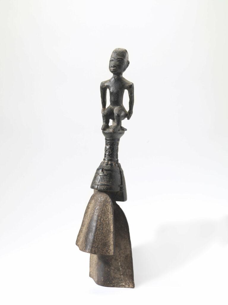 Cloche double (dawuro, nnawuta)