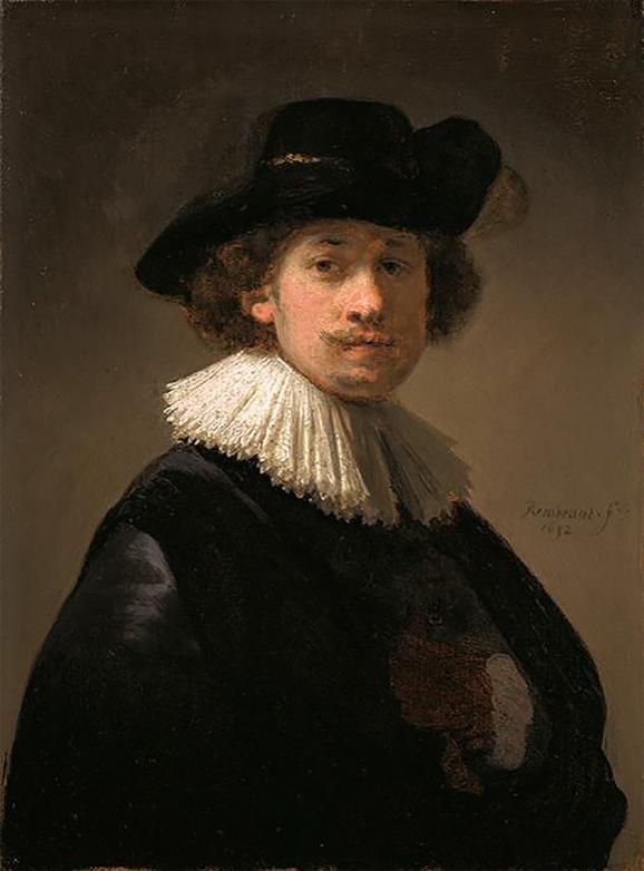 L'autoportrait de Rembrandt mis en vente par Sotheby's