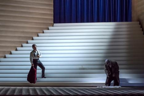 Rigoletto, opéra de Claus Guth
