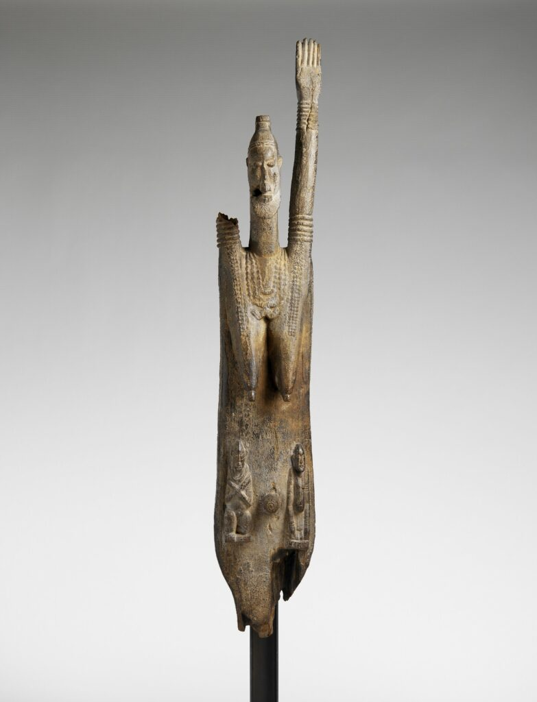 Statue anthropomorphe Djenneké