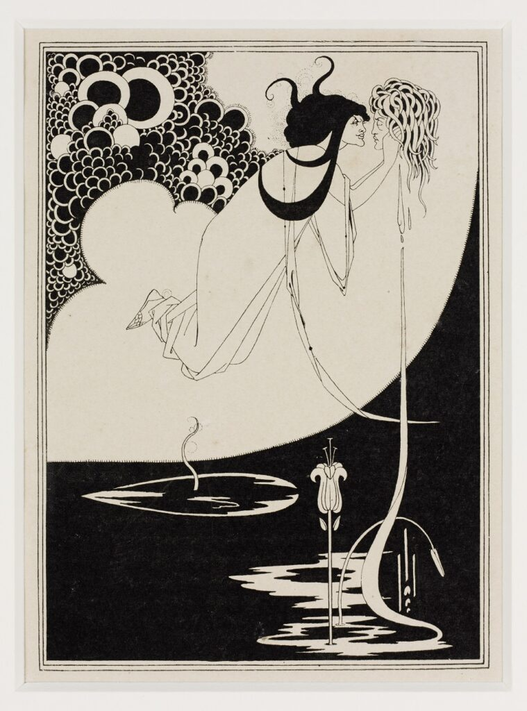 The Climax, Audrey Beardsley, 1907