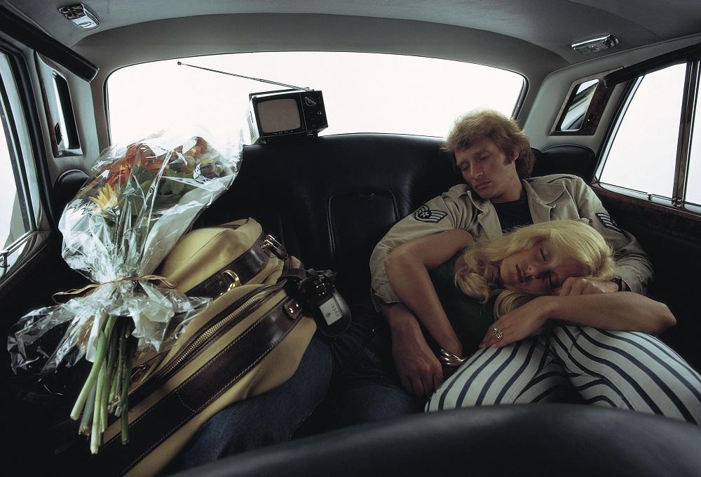 Johnny Hallyday et Sylvie Vartan, 1971