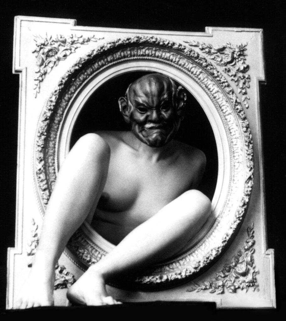 ORLAN, Corps-Sculpture, 1965