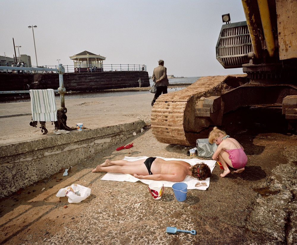 The Last Resort - New Brighton, England, 1983-85