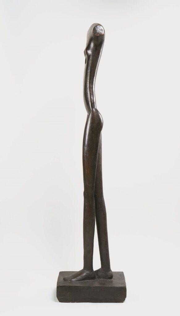 Alberto Giacometti, Femme qui marche, 1932