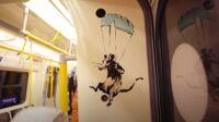 Banksy-rats-métro