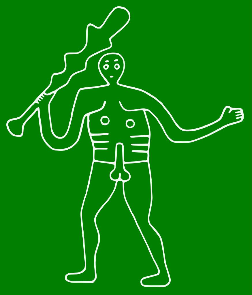 Le Géant de Cernes Abbas